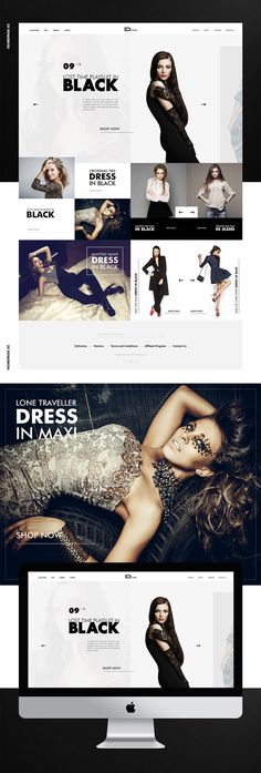 <p>Download Elegant Fashion Store Website Template Free PSD. The clothing and fashion industry calls for an eye-catching, trendy and stunning online presence. Creating and building your very own online clothing or fashion store has never been easier. So Today freebie…</p>