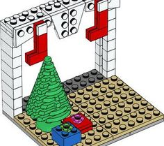 Lego Christmas Building Ideas - Collections - Google+