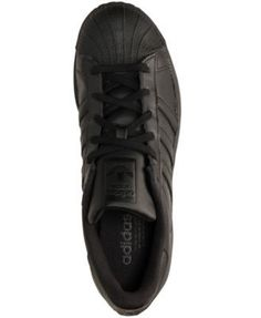 adidas boys' superstar casual sneakers