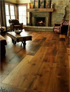 I love these floors & want them for the cabin...what do you think?