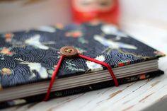 #bookbinding #copta #japanese fabric
