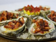 Danton's - my go-to spot for Gulf oysters and gumbo