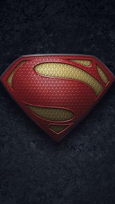 Superman Logo Man Of Steel iPad Wallpaper S4 Wallpaper, Hd Wallpaper Android, Marvel Wallpaper, Mobile Wallpaper, Galaxy Wallpaper, Screen Wallpaper, Wallpaper Awesome, Beautiful Wallpaper, Cool Superman Wallpapers
