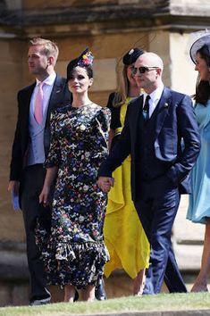 Charlotte Riley & Tom Hardy @ Royal Wedding