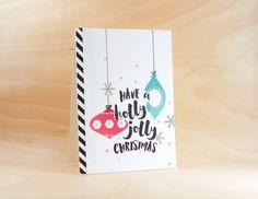 Have a Holly Jolly Christmas - Ellen Hutson