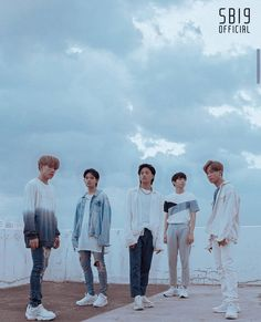 :The first ever filipino boy group trained under korean entertainment company. Jung Suk, Lee Jung, Blue Background Wallpapers, Blue Backgrounds, City Aesthetic, Aesthetic Photo, Korean Entertainment Companies, Aesthetic Captions, P Wave