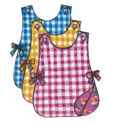 APRON PATTERNS FOR SEWING « Free Patterns
