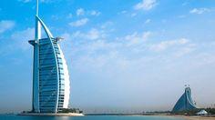 Burj-e-Arab A marvel of civil Engineering.