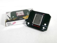 80s retro epoch lcd game digit-com mini  mr. richman boxed excellent condition from $39.99