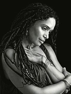 Lisa Bonet aka Lilakoi Moon has always been a picture of freedom and natural beauty.