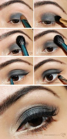 Quick and Easy Smoky Eye Makeup Tutorial