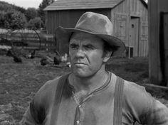 FarmerFlint played by R.G. Armstrong