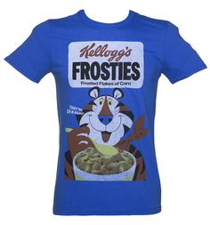 Men's Vintage Kelloggs Frosties T-Shirt