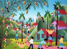 Instituto Internacional de Arte Naif - IIAN: Edilson Araújo IIAN - Arte Naïf Brasileira - Mais de 250 Artistas