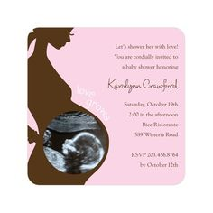 10 Creative Baby Shower Invitation Ideas#Repin By:Pinterest++ for iPad#