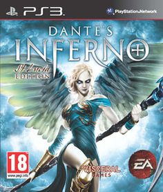 PS3 - Dante's Inferno St. Lucia Edition