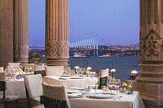 The World's Most Spectacular Waterfront Restaurants Photos | Architectural Digest