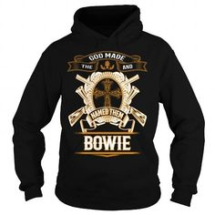 BOWIE, BOWIEBIRTHDAY, BOWIEYEAR, BOWIEHOODIE, BOWIENAME, BOWIEHOODIES - TSHIRT FOR YOU