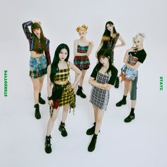 STEREOTYPE - song by STAYC | Spotify Girls Generation, Bubblegum Pop, Pre Debut, It's Going Down, Music Charts, Lip Sync, K Pop Music, Signature Look, Cute Love Songs