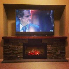1000 Images About Fireplace Tv Stands On Pinterest