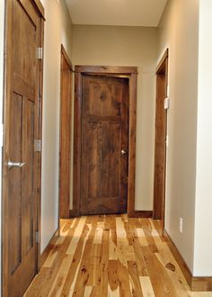 like the millwork color and style, and floors! Door style matches the closet doors we already ordered.