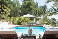 Villa la Solana, Es Cubells, Ibiza.