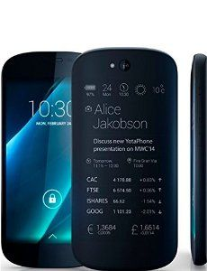 Smartphone Yota Yotaphone 2 Factory Unlocked Screen (E-ink on Back) - International Version No Warranty