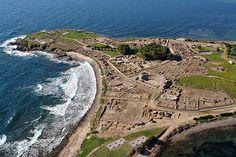 Pula ,città romana di NORA ( Sardegna)