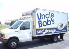 Truck rental available and Uncle Bob's Self Storage at 1835 East Olive Road in Pensacola