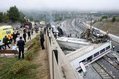 Accidente tren Santiago: Las disputas sobre los peritos frenan la instrucción del accidente de Angrois   Galicia   EL PAÍS