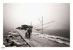 Diga di Sottomarina (Venezia)