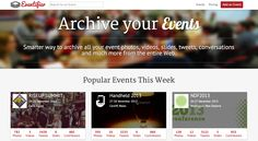 Eventifier Raises A $500K Seed Round From Accel, KAE To Make Social Media Archives Of Your Events