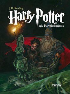 Alvaro Tapia - Harry Potter och Halvblodsprinsen (Tiden)