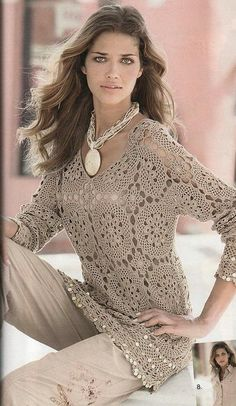 *** CROCHET AND TRICOT INSPIRATION…