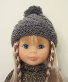 witchnofret handcraft: Nancy's Wool Hat Pattern - in English and Spanish!!