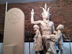 Here's the First Look at the New Satanic Monument Being Built for Oklahoma's Statehouse | VICE United States