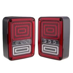 Cheap light led light, Buy Quality tail light led directly from China brake light led Suppliers: Pair led tail light for Jeep Wrangler JK Brake Reverse Turn singal lamp Back up Daytime Running Lights Wrangler Store, Wrangler Car, Wrangler Rubicon, Jeep Wranglers, Led Tail Lights, Car Lights, F150 Truck, Jeep Wrangler Accessories, First Time Driver