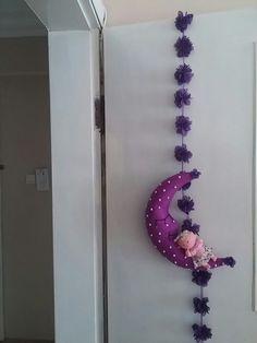 Bebeğiniz için kapı süsü :)