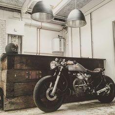 Cafe Racer #Honda