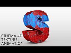 (18) Cinema 4D Tutorial - Change Texture Animation | C4D Texture Animation Tutorial - YouTube
