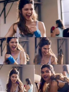 Deepika Padukone for Gillette Venus ad