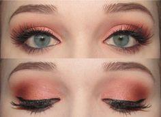 Athena Palette/Huda Beauty Desert Dusk | Get the look at VividlyLovely.wordpress.com.