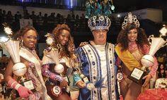BLOG JUIZ DE FORA SEGURA: Rei Momo e Rainha do Carnaval 2017 - Quatro homens...
