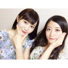 Rena Kawakami x Kei Jonishi . 川上西でのSHOWROOM 楽しかったなぁ☺️💗 沢山来てくれてありがと💜 お風呂もはいったし、寝ます! #goodnight #川上西