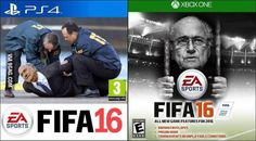 New FIFA16 already done!