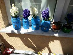 Sonra gusel çiçekleri ekip balkonunuzu renklendirebilirsiniz :)
