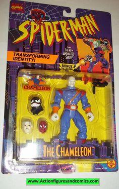 Toy Biz SPIDER-MAN Animated Series 1995 Figures NEW Variety