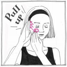 【#13】毛穴レスのプルプル頬へ。初期老化を食い止める「クリスタル流し」をマスターせよ | by.S