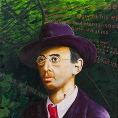 Original Portrait Painting by Antoon Knaap Easter Rising, Original Art, Original Paintings, Dada Art, Celtic Fc, Roisin Dubh, Buy Art, Joseph, Documentaries