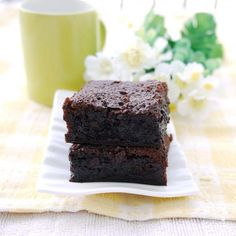 Chocolate MochiBrownies